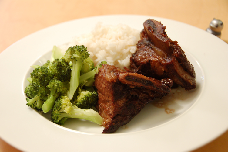 ?????????? name Braised short ribs asian style nope, she